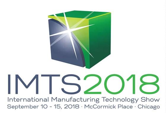 IMTS 2018 logo