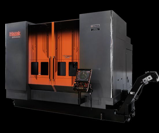 Mazak VTC-800 FSW vertical 5 axis machining center