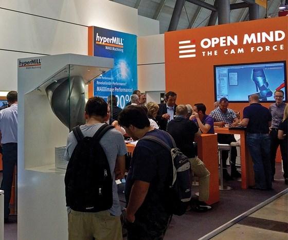 hyperMILL 2017.2 from Open Mind Technologies