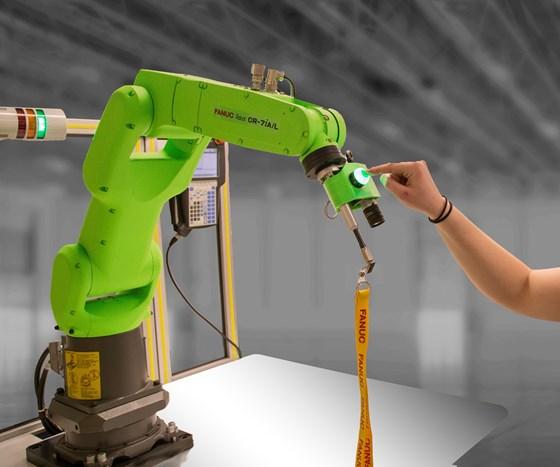 FANUC collaborative robot