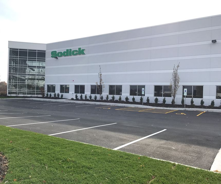 New Sodick Inc. headquarters