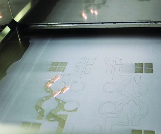 Renishaw's four-laser metal AM system
