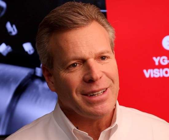 YG-1 North America CEO Brian Rabe