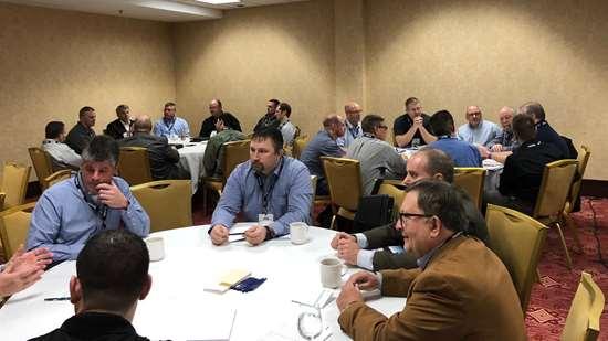 AMBA Conference in Grand Rapids, Michigan