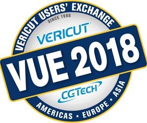 CGTech Vericut VUE logo