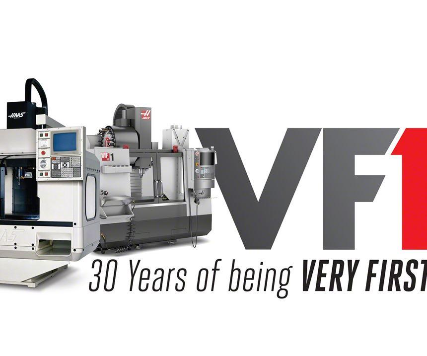 Haas VF-1 vertical machining center
