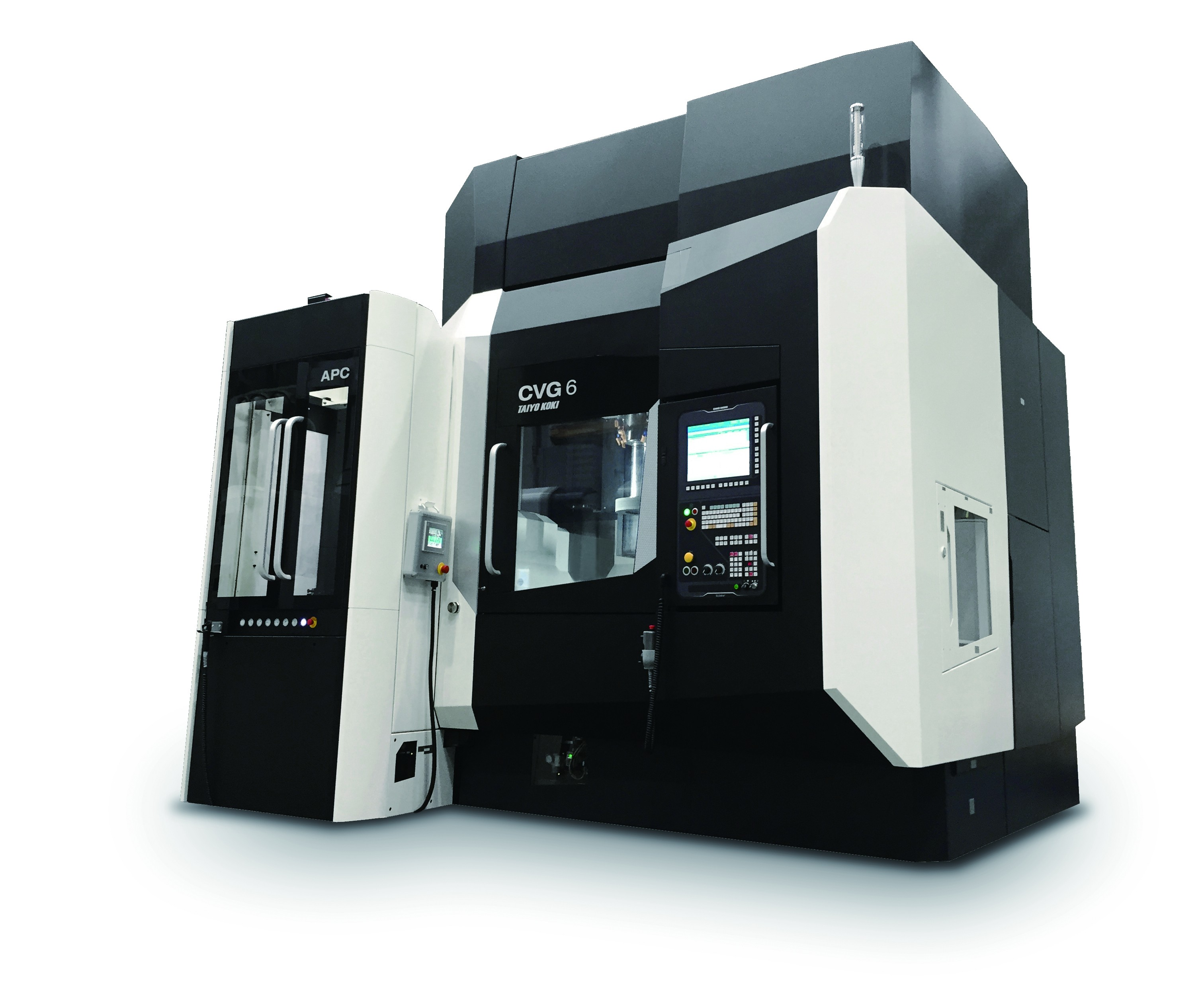 CVG Series Vertical Universal Cylindrical Grinding machine from Tayio Koki Grinding Machine Company/DMG Mori