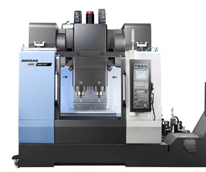 DMP 500/2SP from Doosan Machine Tools