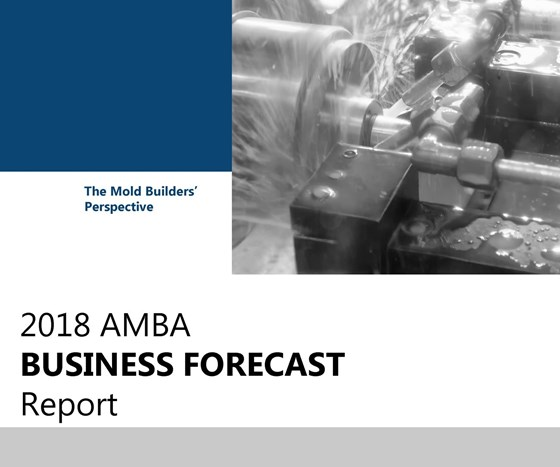 AMBA Business Forecast Report cover