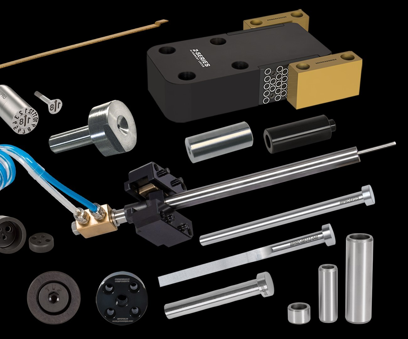 Progressive Components products
