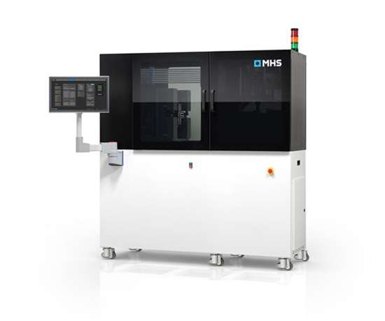 MHS M3 micro-injection molding machine