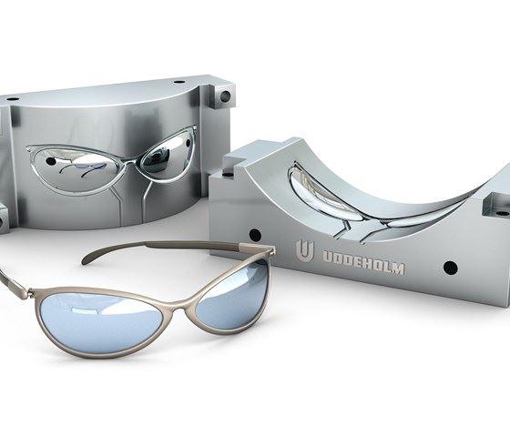 Uddeholm Mirrax ESR steel