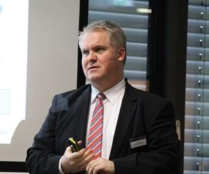Professor Wolfgang Boos from Germany's Werkzeugbau Akademie in Aachen, Germany.