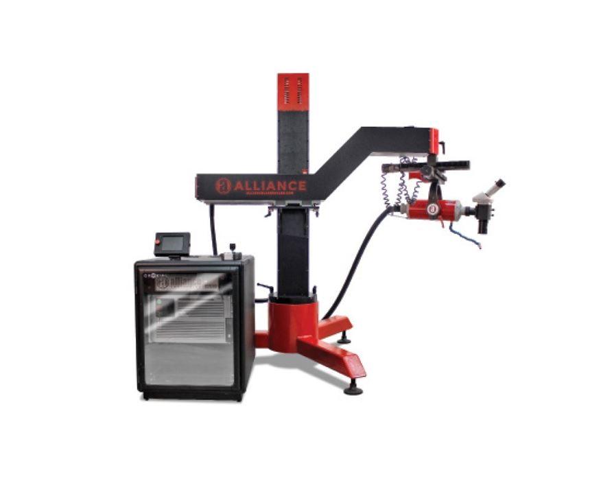 The ID1-Fiber Laser Welding System machine from Alliance Laser Sales