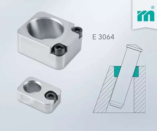 Meusburger E 3064 guide for inclined pin