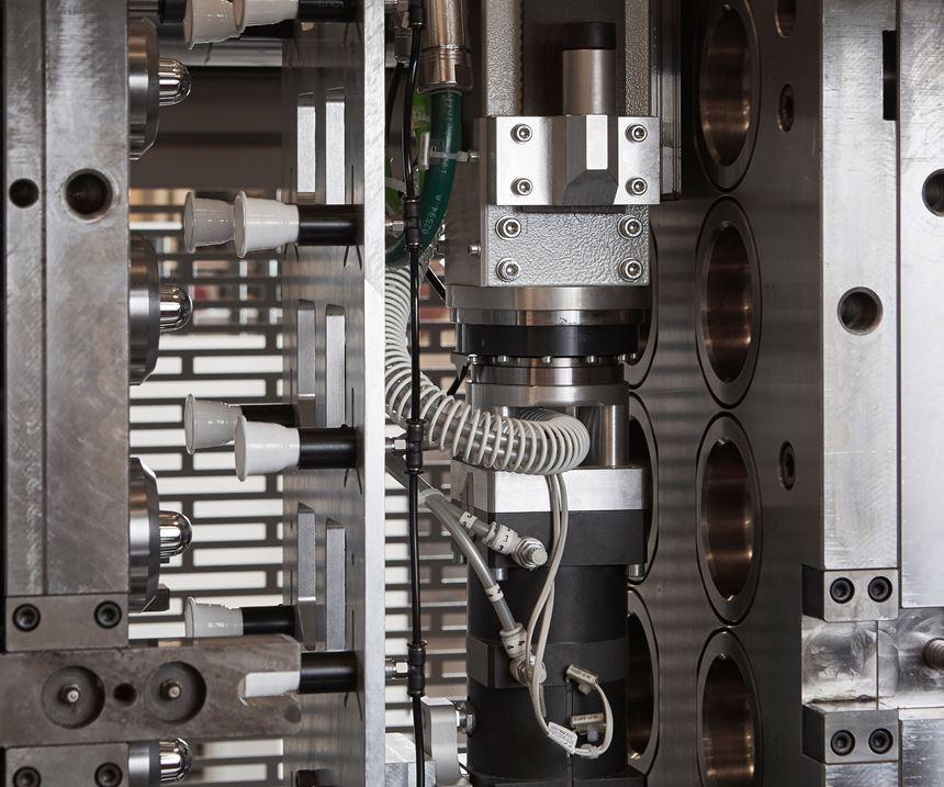 multi-cavity precision mold