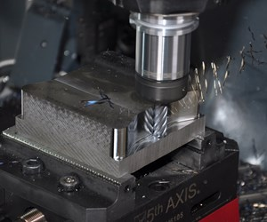 Cutting tool machining metal