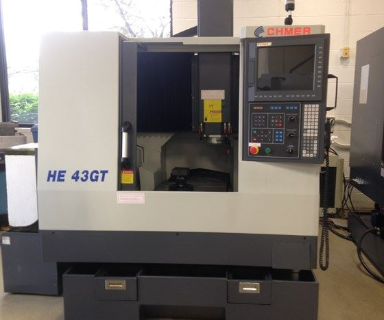 The HM4030L high-speed mill from EDM Network