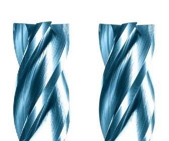 Basic Mill solid carbide end mills from Haimer