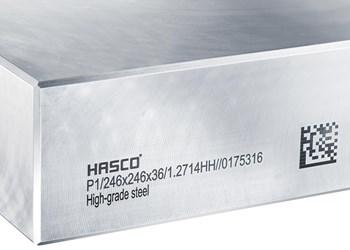Hasco pre-hardened steel