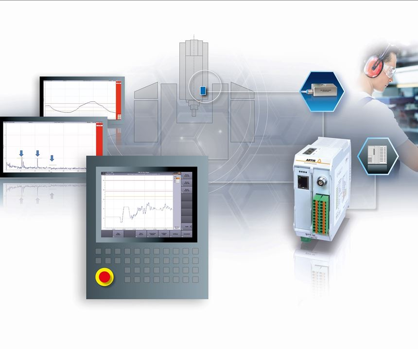 Marposs machine monitoring system across devices