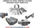 Group of Scana Steel USA products