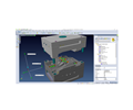 A screenshot ofVISI2018R2software