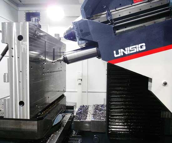 UNISIG drilling machine