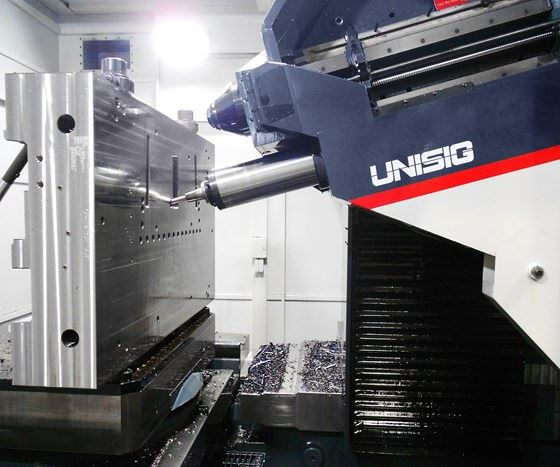 Unisig machine