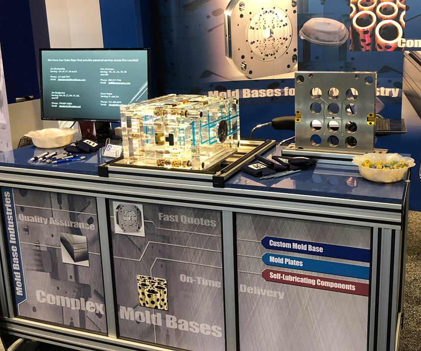 Mold Base Industries at NPE2018