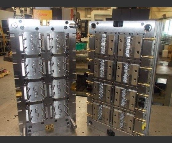 mold halves from Industrial Molds Group