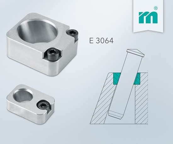 Meusburger E 3064 guide for inclined pins