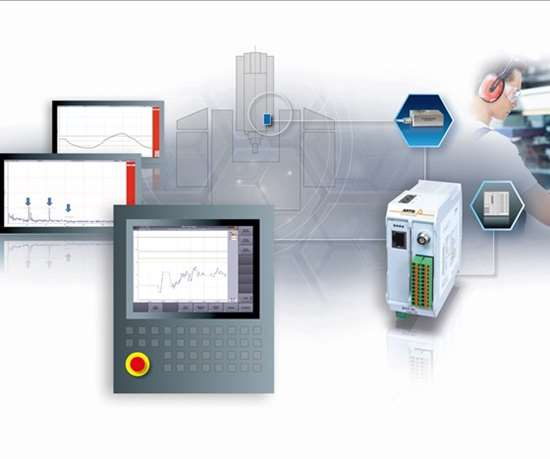The Brankamp machine monitoring system from Marposs