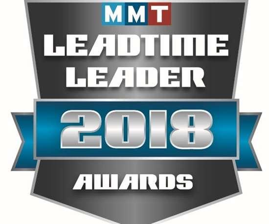 2018 Leadtime Leader logo