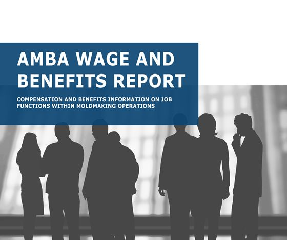 AMBA 2018 Wage and Benefits Report cover.