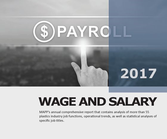 MAPP wage and salary report cover 2017