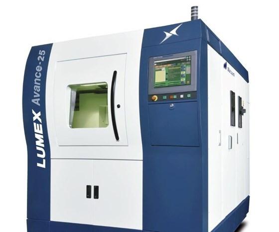 MatsuuraLumex Avance-25 metal laser sintering hybrid milling machine