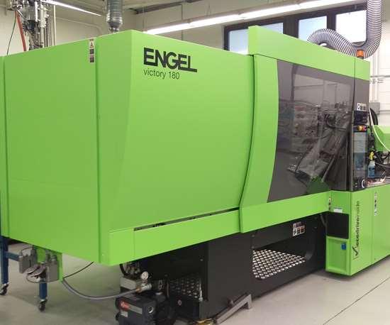 Engel molding press