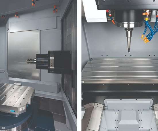 two machine tools