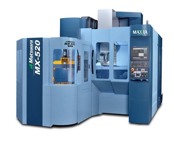 Matsuura USA MX-520