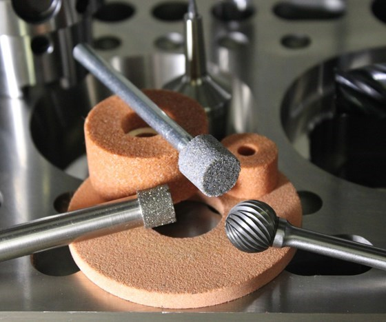 Mitsui Seiki machining components