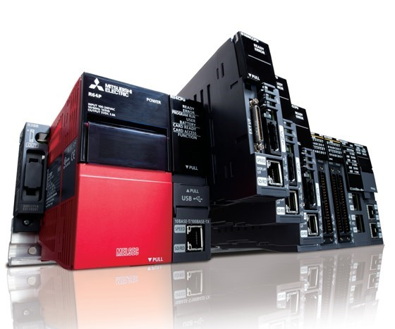 Mitsubishi Electric Automation MELSEC iQ-R automation platform