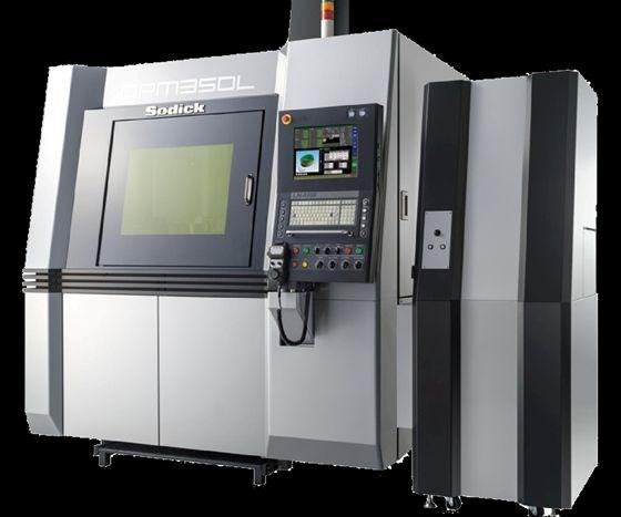 OPM350Lmetal 3D printer