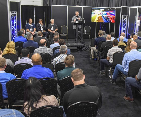 Autodesk keynote at Amerimold 2018