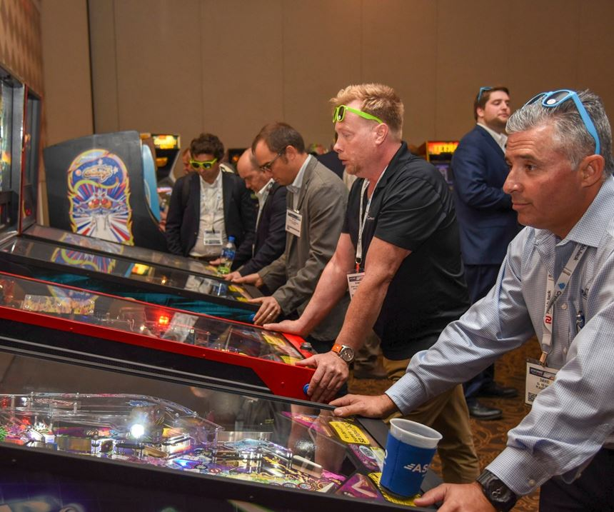 Networking party at Amerimold 2018