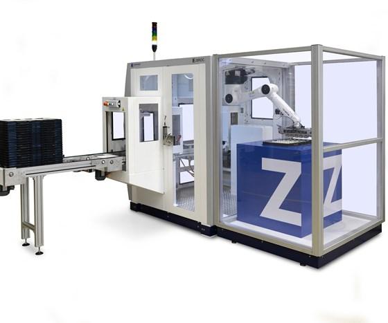ZSIROC automation system from Zahoransky