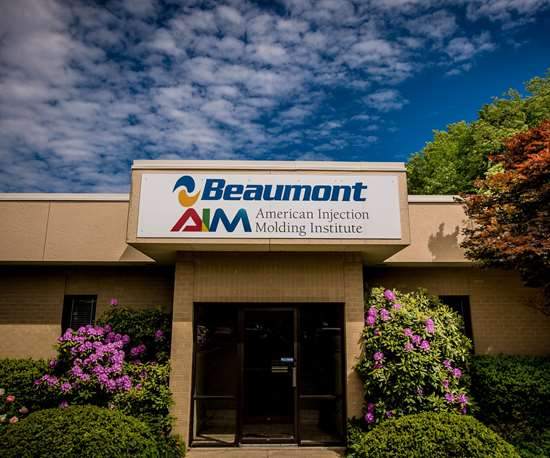 Outside Beaumont headquarters