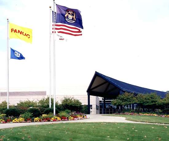 FANUC America headquarters