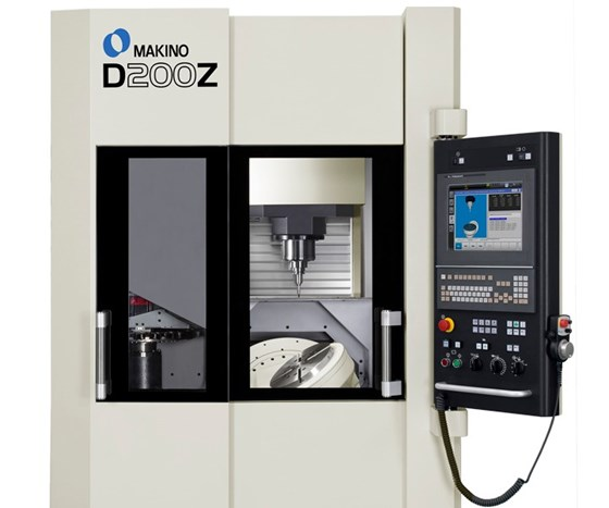 Makino D200Z