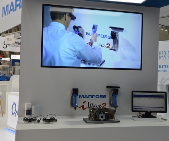 Marpss augmented reality system